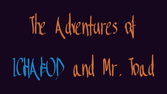 『イカボードとトード氏』感想・評価|ハロウィンに見たいディズニー激レア映画
